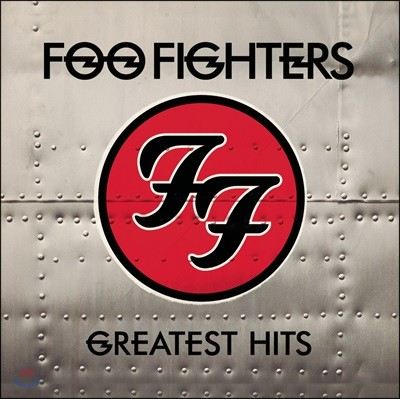 Foo Fighters (푸 파이터스) - Greatest Hits [재발매]
