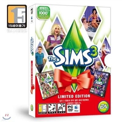 [PC]심즈3 리미티드 에디션(심즈3+모두잠든후에) 선주문판매