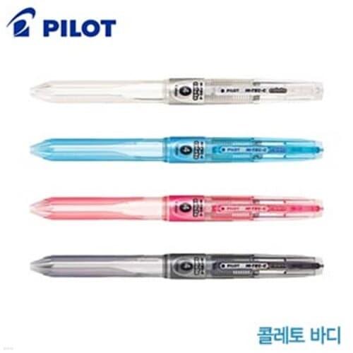 PILOT 콜레토바디-2색3색4색홀더  낱개  콜레토 ...
