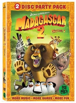 마다가스카2 (1disc)