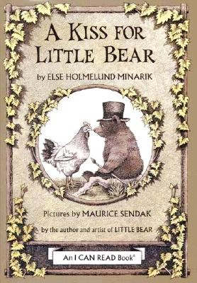 [I Can Read] A Kiss for Little Bear