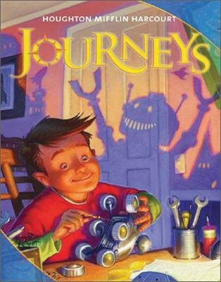 Journeys Student Edition Grade 4