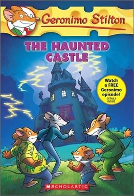 Geronimo Stilton #46 : The Haunted Castle