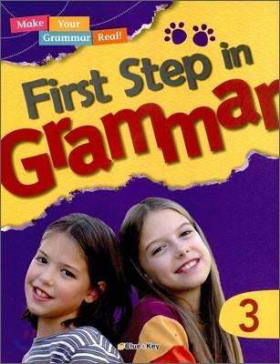 First Step in Grammar 3