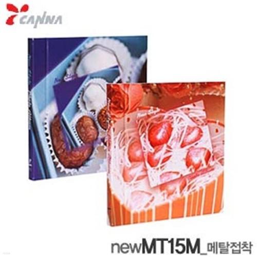 칸나 메탈앨범 NEW MT15M  15매 접착식 접착식 ...
