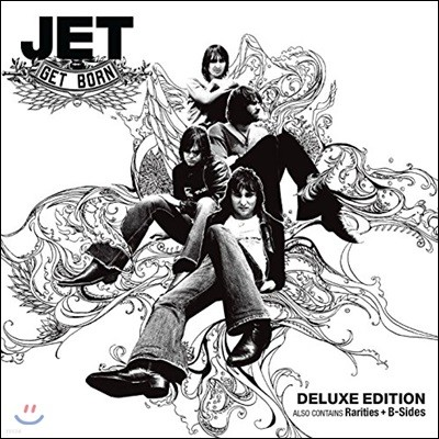 Jet (제트) - Get Born (Deluxe Edition)