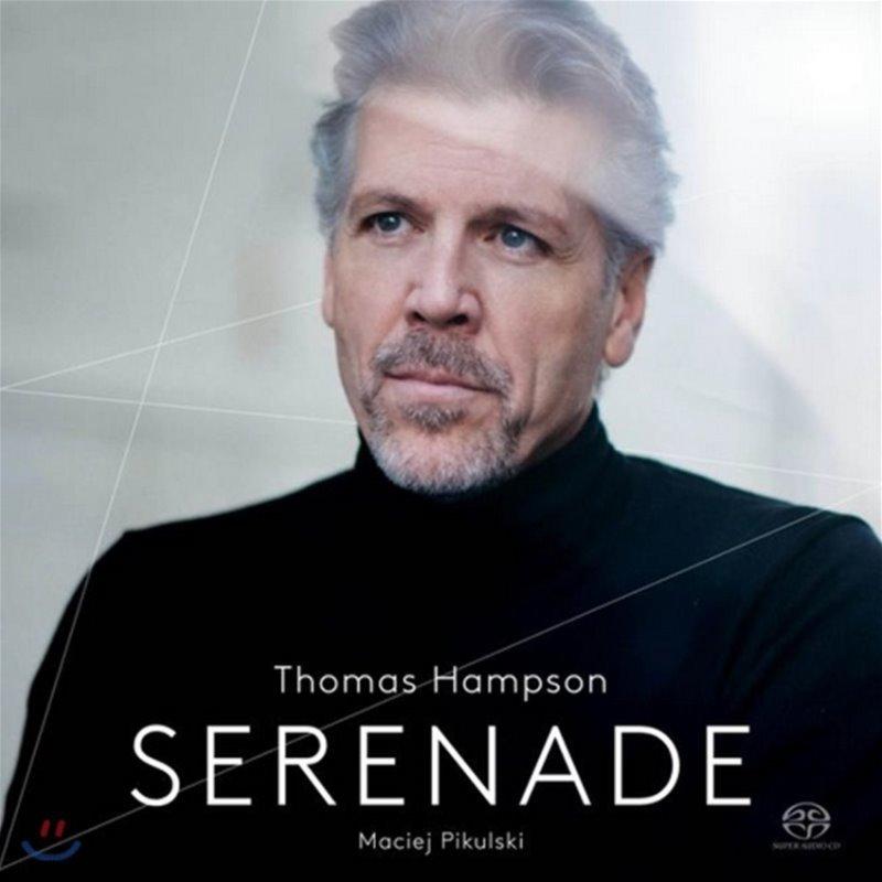 Thomas Hampson 세레나데: 샤를 구노 / 비제 / 생상스 등의 작품 - 토마스 햄슨, 마치에이 피쿨스키 (Serenade - Bizet / Gounod / Saint-Saens)