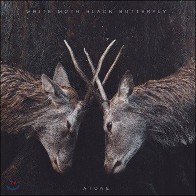 White Moth Black Butterfly (화이트 모스 블랙 버터플라이) - Atone [LP]