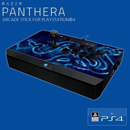 PS4 레이저 판테라 아케이드 스틱 / 공식 라이선스 인증 제품