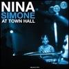 Nina Simone (니나 시몬) - At Town Hall (1959년 9월 15일 뉴욕 타운홀 라이브) [블루 컬러 LP]