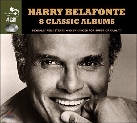 Harry Belafonte (해리 벨라폰테) - 8 Classic Albums