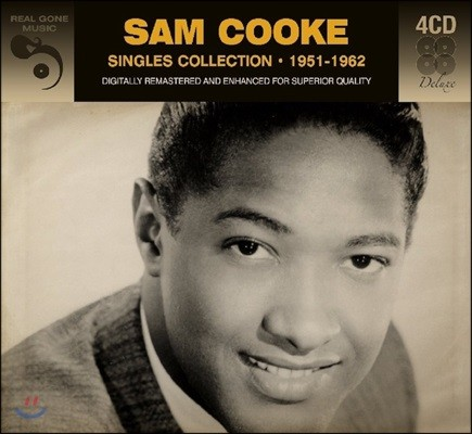 Sam Cooke (샘 쿡) - Singles Collection 1951-1962