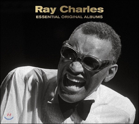 Ray Charles (레이 찰스) - Essential Original Albums