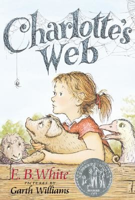 Charlotte's Web Book and Charm with Other