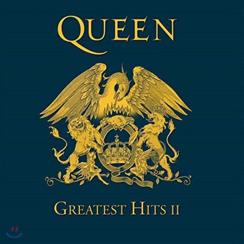Queen - Greatest Hits II 퀸 결성 40주년 기념 히트곡 모음 2집