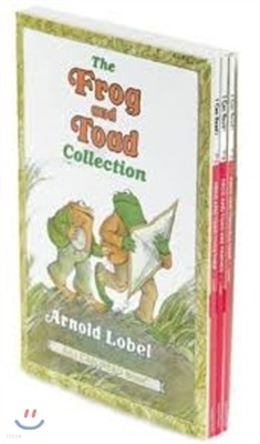 [I Can Read] Level 2 : The Frog and Toad Collection