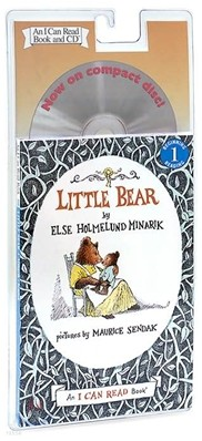 [I Can Read] Level 1-09 : Little Bear (Book & CD)