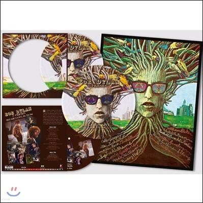 Bob Dylan & Friends (밥 딜런 앤 프렌즈) - Decades Live... '61 To '94 [픽처 디스크 LP]