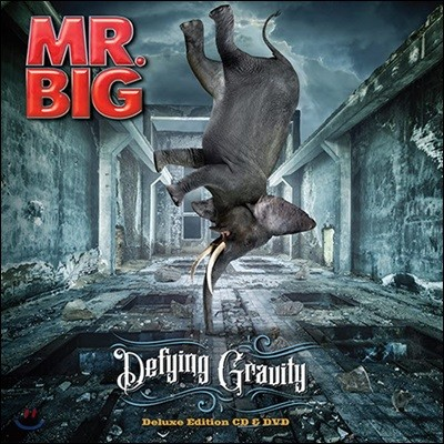 Mr. Big (미스터 빅) - Defying Gravity [Special Edition]