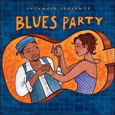 Putumayo Presents Blues Party (푸투마요 프레젠트 블루스 파티)