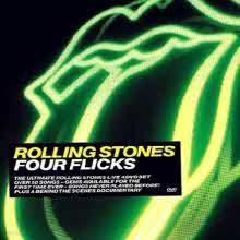 [DVD] Rolling Stones - Four Flicks (수입/미개봉/4DVD)