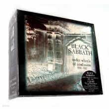 Black Sabbath - Under Wheels Of Confusion 1970-1987 (수입/4CD/Box Set)