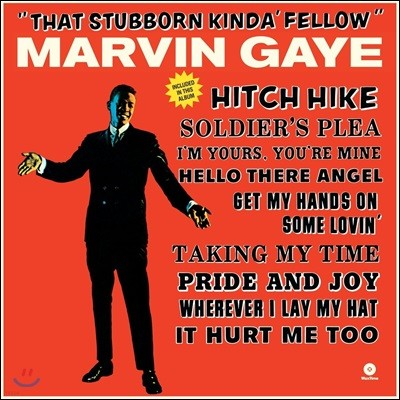 Marvin Gaye (마빈 게이) - That Stubborn Kinda Fellow [LP]