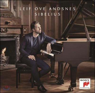 Leif Ove Andsnes 레이프 오베 안스네스 - 시벨리우스: 즉흥곡, 소나티나 1번, 피아노를 위한 10개의 작품 외 (Sibelius)