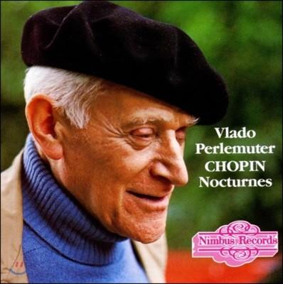 Vlado Perlemuter 쇼팽: 야상곡집 [녹턴] - 블라도 페를뮈테르 (Chopin: Nocturnes)