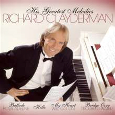 Richard Clayderman - His Greatest Melodies (LP)