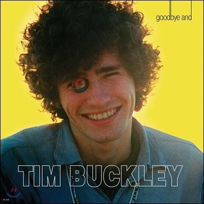 Tim Buckley (팀 버클리) - Goodbye And Hello [Mono Version LP]