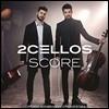 2Cellos (투첼로스) - Score (스코어: 영화음악 연주집) [2 LP]