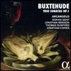Arcangelo 북스테후데: 트리오 소나타집 - 아르칸젤로, 조나단 코엔 (Buxtehude: Trio Sonatas Op.1)