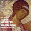 Teodor Currentzis 쇼스타코비치: 교향곡 14번 '죽은 자를 위한 노래' - 테오도르 쿠렌치스 (Shostakovich: Symphony Op.135)