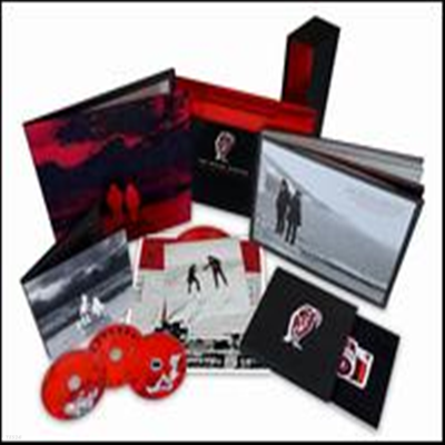 "White Stripes - Under Great White Northern Lights (지역코드1)(2DVD+1CD+2LP+17"" Single)"