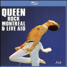 Queen - Rock Montreal and Live Aid (Blu-ray)(2007)