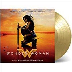 Rupert Gregson-Williams - Wonder Woman (원더우먼)(O.S.T.)(Gatefold Cover)(180G)(2LP)