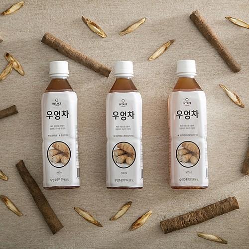 [100개한정]인테이크 우엉차 (500mlx10개)