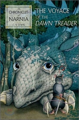 The Chronicles of Narnia Book 5 : Voyage of the Dawn Treader