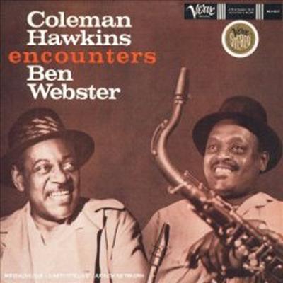 Coleman Hawkins & Ben Webster - Coleman Hawkins Encounters Ben Webster (Originals)