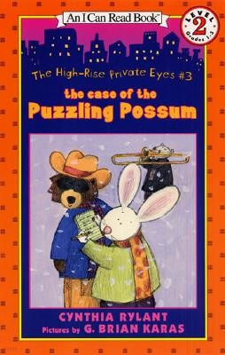 [I Can Read] Level 2 : The High-Rise Private Eyes #3: The Case of the Puzzling Possum
