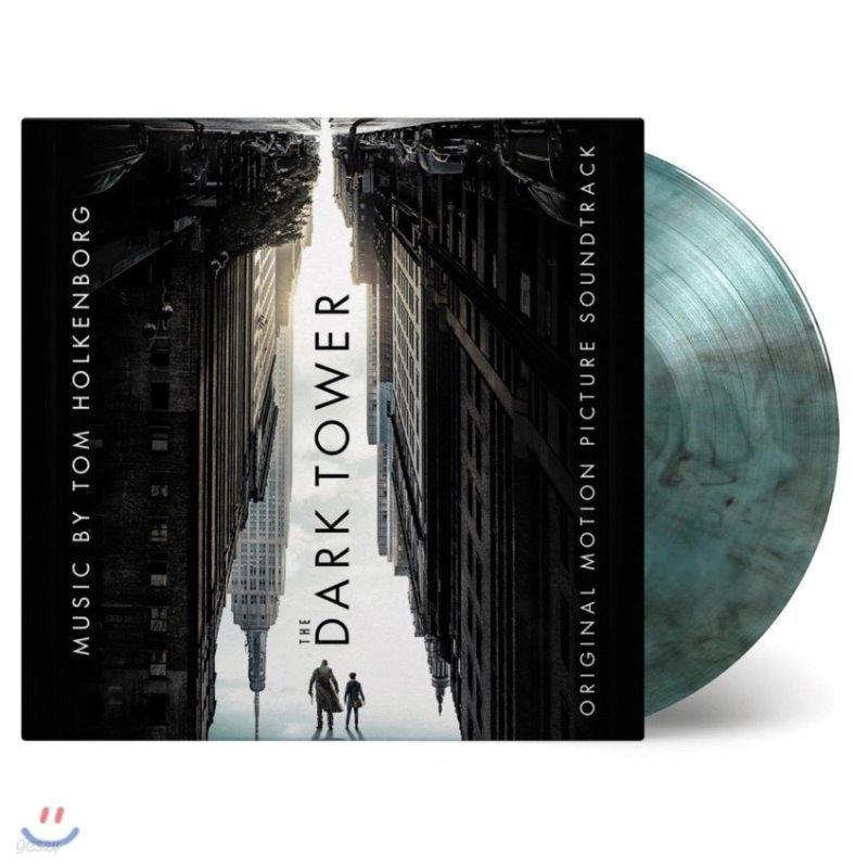 다크타워 영화음악 (The Dark Tower OST by Junkie XL 정키 XL) [투명 블루 컬러 2 LP]