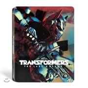 트랜스포머:최후의 기사 (2Disc 스틸북 한정수량) : 블루레이