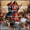 Dunedin Consort 몬테베르디: 성모 마리아의 저녁기도 1610 - 더니든 콘소트, 존 버트 (Monteverdi: Vespers 1610)
