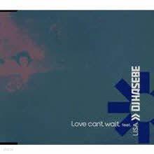 디제이 하세베 (DJ HASEBE) - LOVE CAN'T WAIT (일본수입/single/wpc610153)