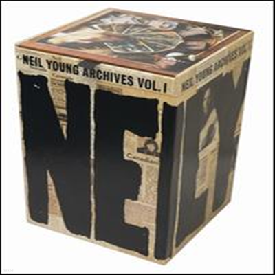 Neil Young - Neil Young Archives Volume I (1963 - 1972) (10 Blu-ray Boxset) (2010)