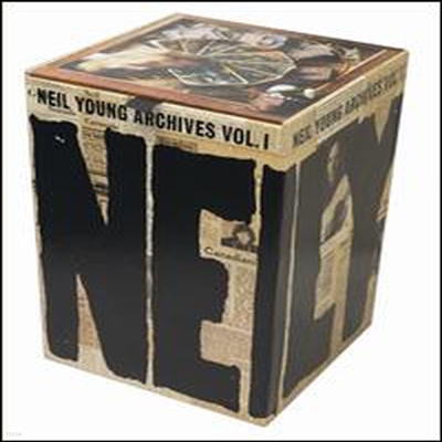 Neil Young - Neil Young Archives, Vol. I (지역코드1)(DVD)(1963 - 1972)