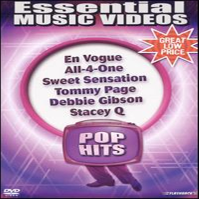 En Vogue/All-4-One/Tommy Page/Debbie Gibson/Stacey Q - Essential Music Videos: Pop Hits (DVD)(2004)