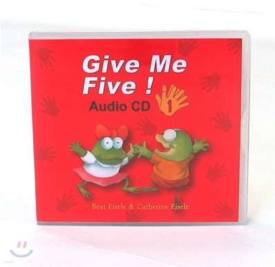 Give Me Five! 1 : Audio CD