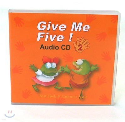 Give Me Five! 2 : Audio CD